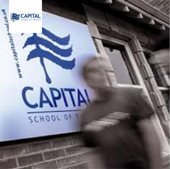 캐피탈 잉글리시 (Capital English ,Bournemouth)