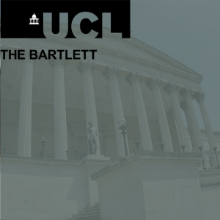 UCL 바틀렛 건축대학(The Bartlett School of Architecture,UCL)